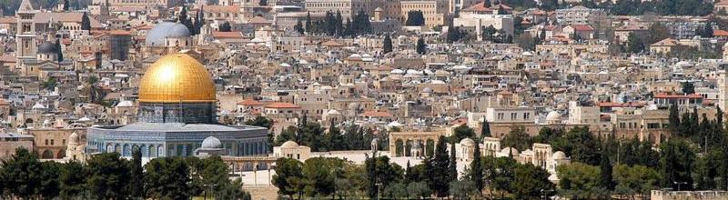 Jerusalem, a Heavy Stone